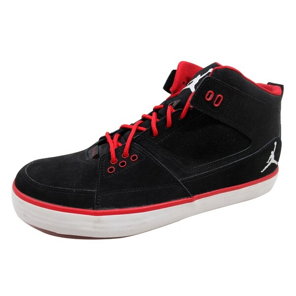 ce1971efe2e8 Shop Nike Men s Air Jordan Flight 23 AC Black Gym Red-White 524390 ...