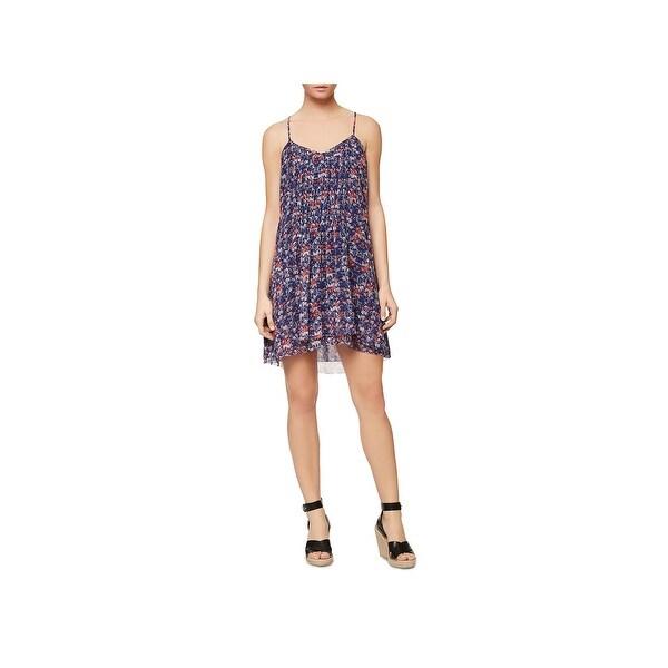 081904c39a5 Shop Sanctuary Womens Casual Dress Printed Spaghetti Straps - Free ...