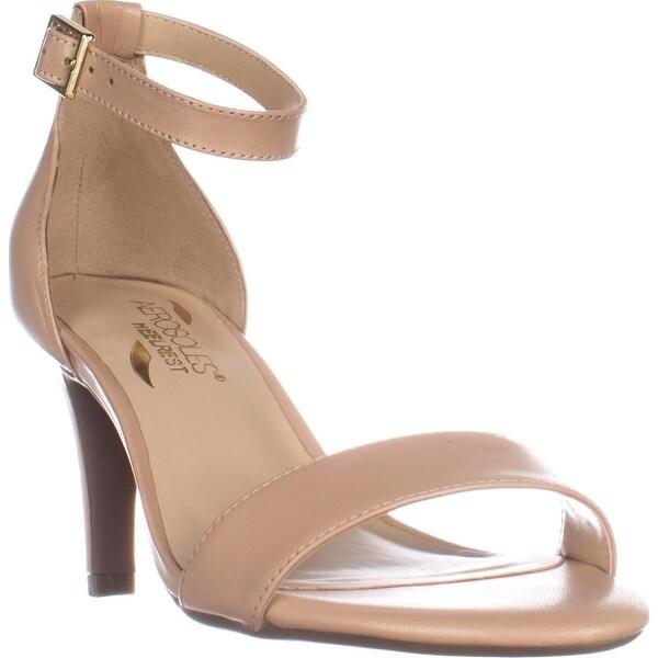 a62c7d35d5ab Shop Aerosoles Laminate Ankle Strap Dress Sandals