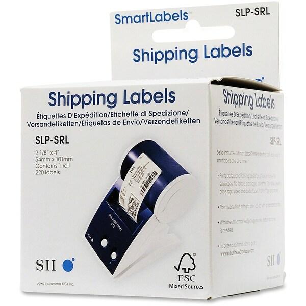 Shop Seiko SLP-SRL Seiko SmartLabel SLP-SRL Shipping Label