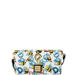 Dooney & Bourke Bumble Bee Daphne Crossbody Wallet (Introduced by Dooney & Bourke at $168 in Jan 2017)