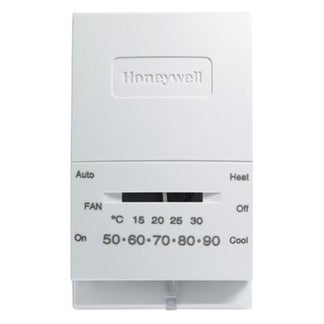 Honeywell YCT51N1008 Standard Heat/Cool Manual Thermostat
