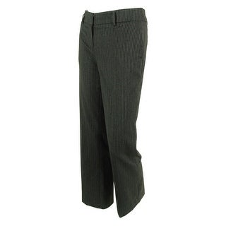 Jones New York Women's Pinstripe Zoe Dress Pants