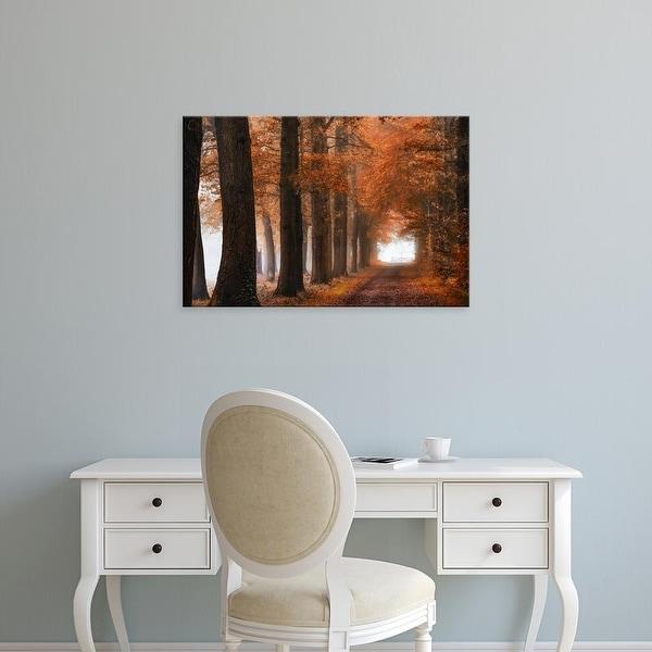 Easy Art Prints Lars Van de Goor's 'Glorious Season' Premium Canvas Art