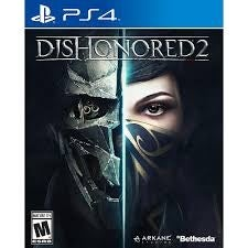 Bethesda - 17133 - Dishonored 2 Ps4