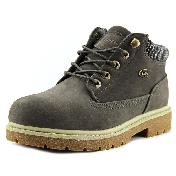 Lugz Drifter Men  Round Toe Synthetic Gray Boot