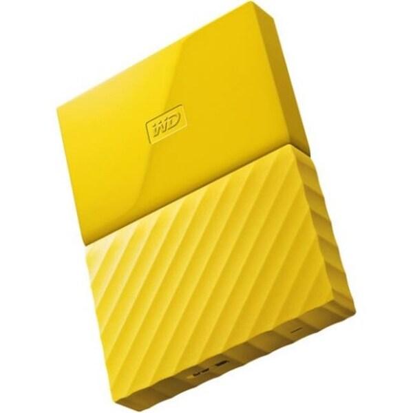 Western Digital Storage Solutions 3TB My PassPort USB 3.0- Yellow