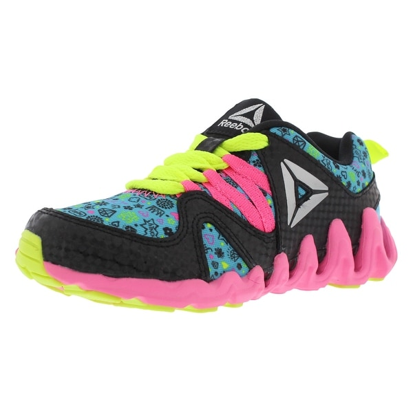 b13a7c2129c Shop Reebok Zig Big N  Fast Fire Naa Running Kid s Shoes - Free ...
