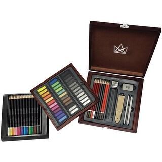 Gallery Series Sketching & Drawing Tool Set 74/Pkg-
