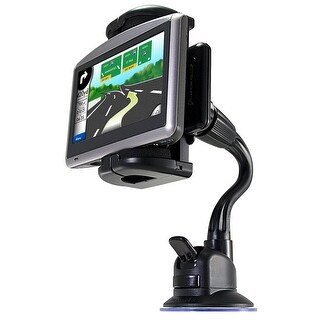 Bracketron Inc 44168M BRACKETRON GWM-262-BL UNIVERSAL GPS WINDOW MOUNT
