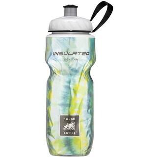 Polar Bottle Sport Insulated 20 oz. Water Bottle - Tie-Dye Surf