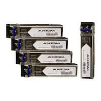 Axion GLC-LH-SM-5PK Axiom SFP Module - For Data Networking, Optical Network - 1 x 1000Base-LX - Optical Fiber - 128 MB/s Gigabit