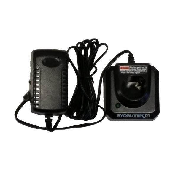 Ryobi OEM 140132007 4v lithium ion battery charger TEK4 RP4205 RP4206 HP53LK