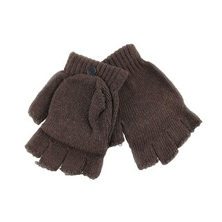 Knit Convertible Texting Mittens Gloves Smoker (2 options available)