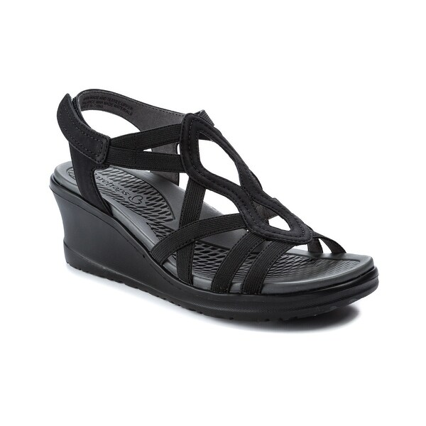 Baretraps Hadley Women's Sandals & Flip Flops Black