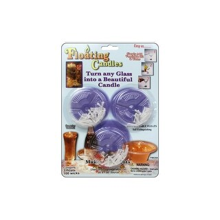 Pepperell Floating Candles Kit