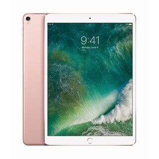 Apple 10.5-Inch iPad Pro (Latest Model) with Wi-Fi - 512GB - Rose Gold