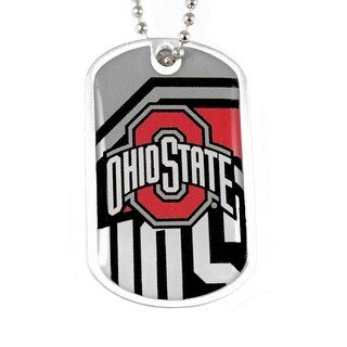 NCAA Ohio State Buckeyes Dynamic Dog Tag