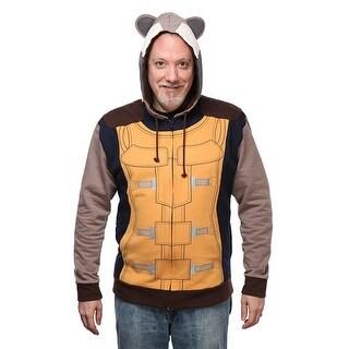 Marvel Guardians of the Galaxy Rocket Raccoon Adult Hoodie