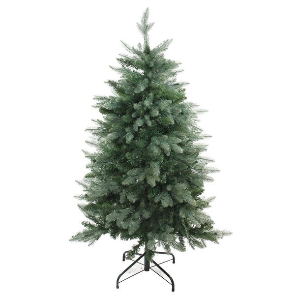 "4.5' x 35"" Washington Frasier Fir Slim Artificial Christmas Tree - Unlit - green"