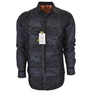 Robert Graham ALEXSANDRIA Classic Fit Limited Edition Sports Shirt