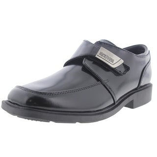 Kenneth Cole Reaction Boys Stay In Prep Leather Loafers - 6.5 medium (d)