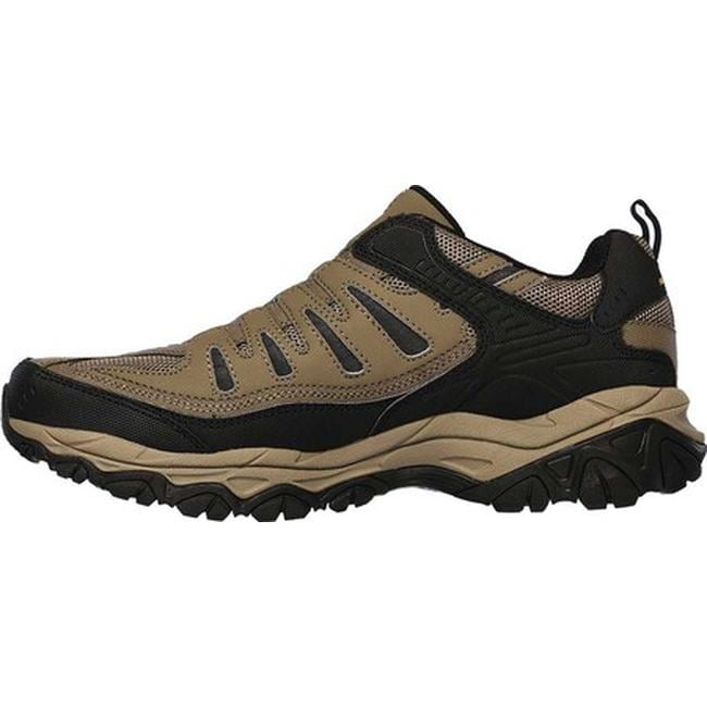 a4289826d3d2 Shop Skechers Men's After Burn M. Fit Slip-On Walking Shoe Pebble - On Sale  - Free Shipping Today - Overstock - 19408442