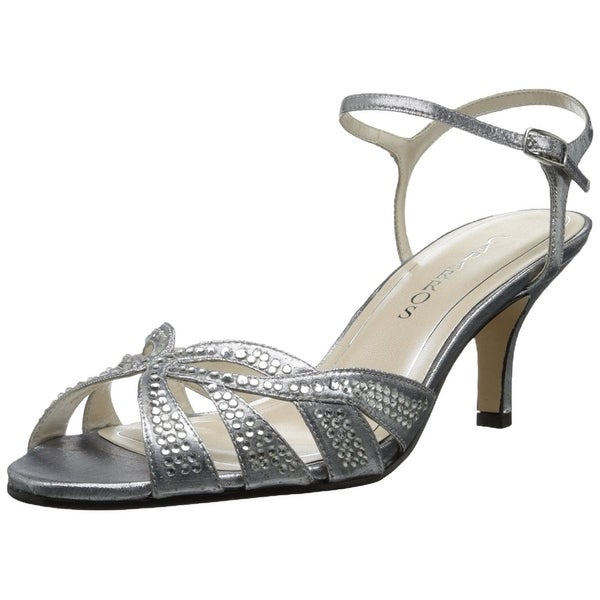 Caparros Womens Heirloom Open Toe Ankle Strap D-orsay Pumps