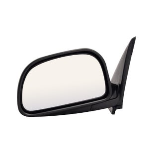 Pilot Automotive MB1509410 Mitsubishi Mirage Black Manual Replacement Side Mirror (2 options available)