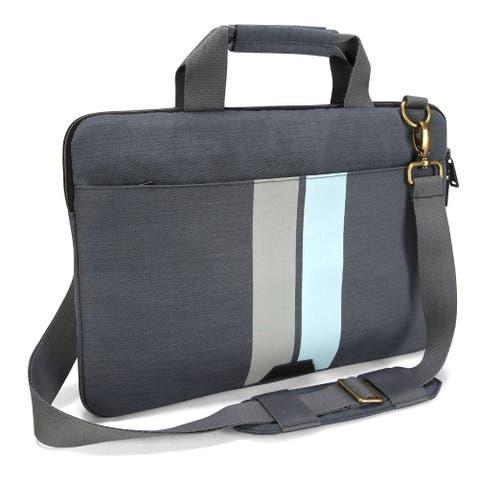 Targus Geo 15.6 Laptop Slip Case, Gray