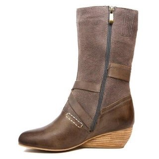 Antelope Womens 535 Riding Boots Leather Mid-Calf - 37