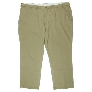 Polo Ralph Lauren Mens Big & Tall Classic Fit Cotton Chino Pants