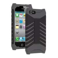 Ventev ExRay Case for Apple iPhone 5 (Gray/Black)