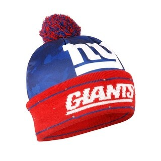 NFL New York Giants Camouflage Stocking Hat