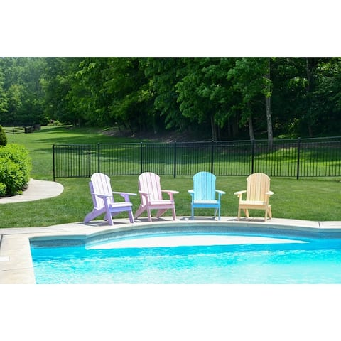 Folding Adirondack Chair - Sea Side Collection