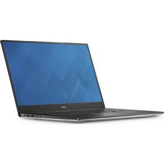 "Manufacturer Refurbished - Dell XPS 15.6"" Touch 4K Laptop i7-6700HQ 16GB 512GB GTX960M W10 XPS9550-4444SLV"