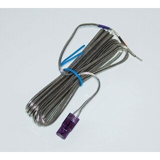 OEM Samsung Subwoofer Speaker Wire Originally Shipped With: HTE6730W, HT-E6730W, HTFM53, HT-FM53, HTBD7200, HT-BD7200