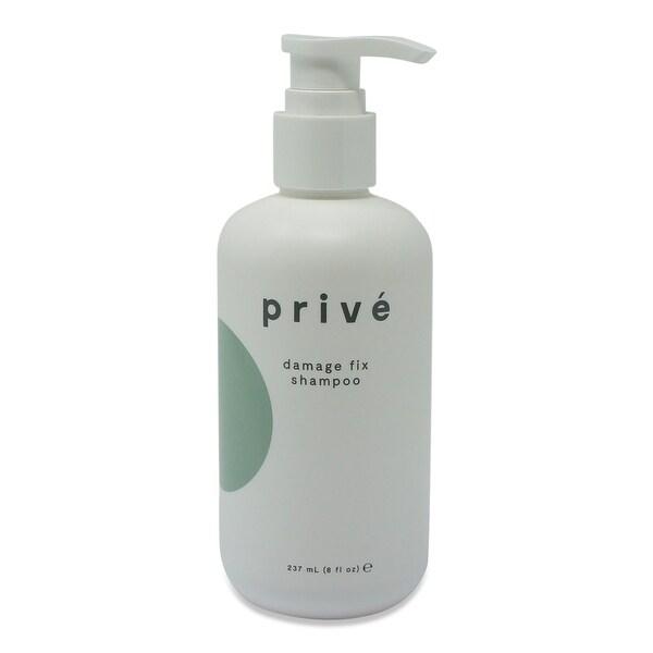 Prive Damage Fix Shampoo 8 Oz