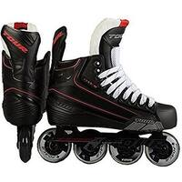 Tour Hockey Mens Code 7 Sr Inline Hockey Skate, Black, 11