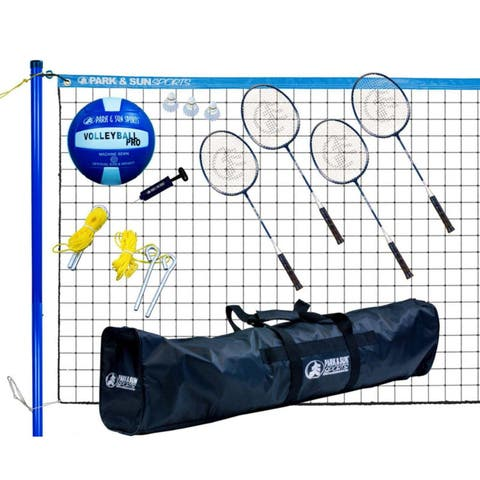 Park and Sun Sports Volley Sport II Combo Set