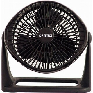 Optimus F7071 8 Inch Turbo High Performance Air Circulator