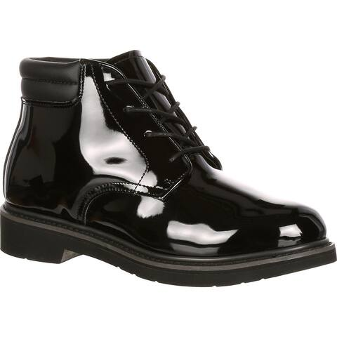 Rocky Dress Leather High Gloss Chukka Boot, FQ00500-8