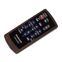 OEM Panasonic Remote Control Originally Shipped With: CQC3401U, CQ-C3401U, CQC3403U, CQ-C3403U, CQC3405U, CQ-C3405U