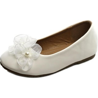 Kid's Dream BS003 Round Toe Leather Flats