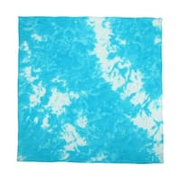 CTM® Cotton Tie Dye Bandanas - One size