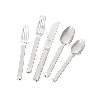 ZWILLING J.A. Henckels Captivate 5-pc 18/10 Stainless Steel Flatware Place Set