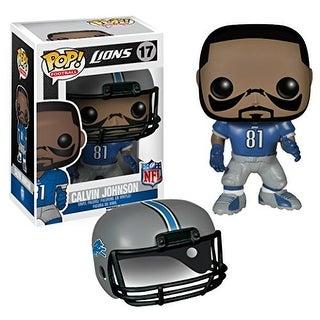 Funko POP NFL: Wave 1 - Calvin Johnson Action Figures