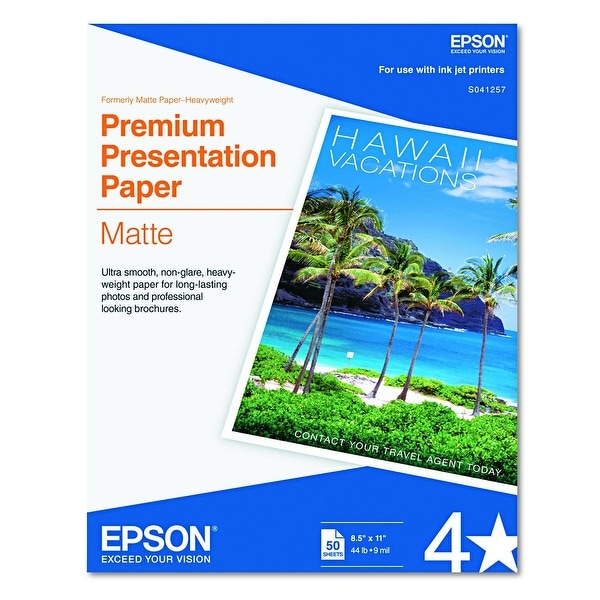 Epson - Open Printers And Ink - S041257