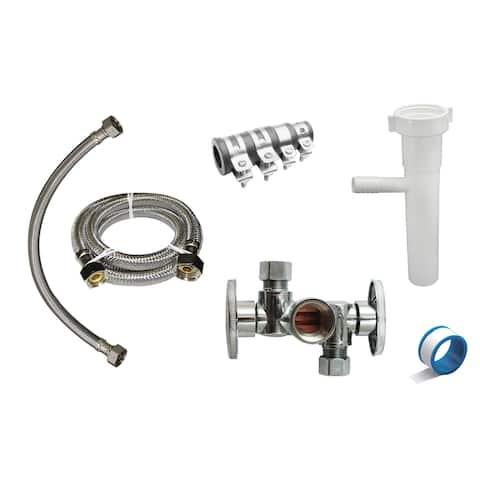 Keeney MK-DSHWSHR Dishwasher Installation Kit