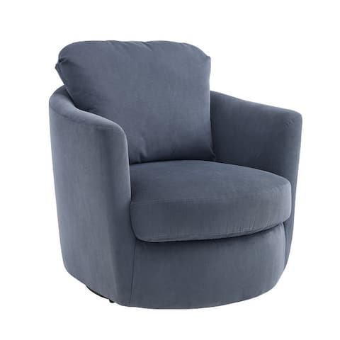 Modern Swivel Accent Side Chair
